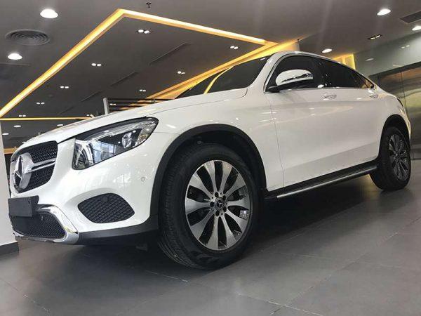 Mercedes GLC 300 mâm bánh xe