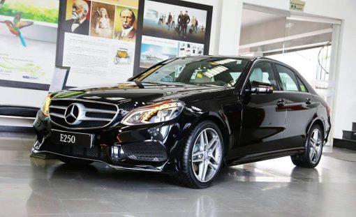 Xe Mercedes E250 2019