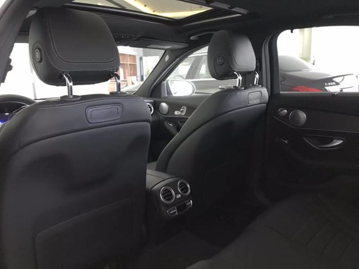 ghế xe mercedes c300 amg 2019