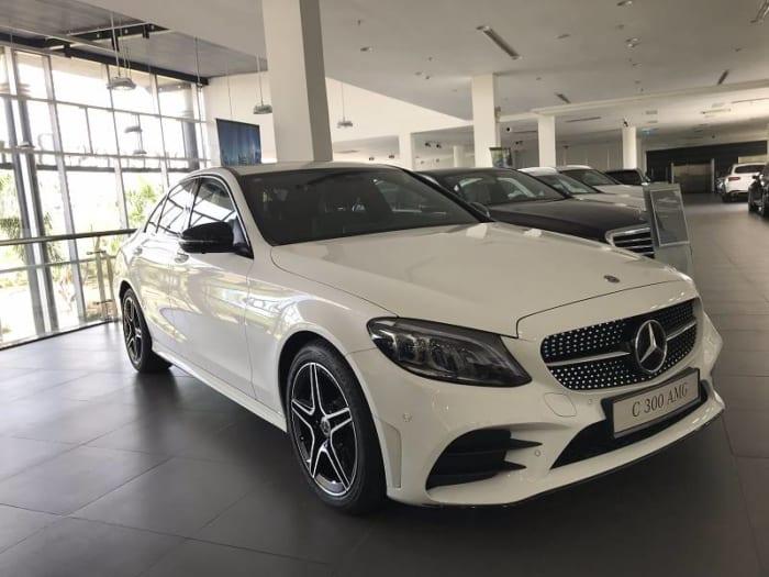 Mercedes c300 amg 2019