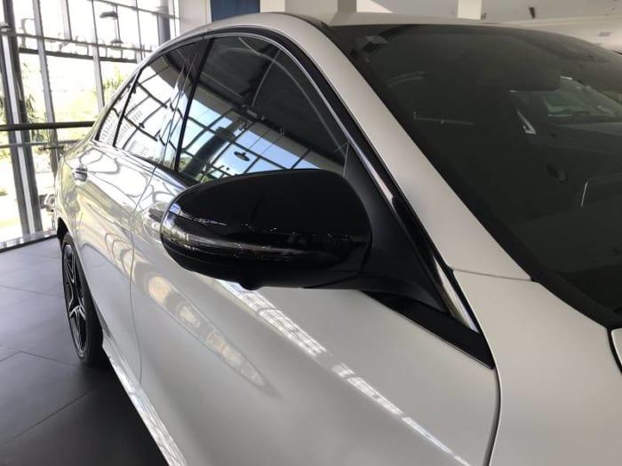 kính chiếu hậu mercedes c300 amg 2019