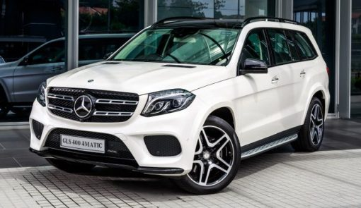 Mercedes GLS 400 4Matic