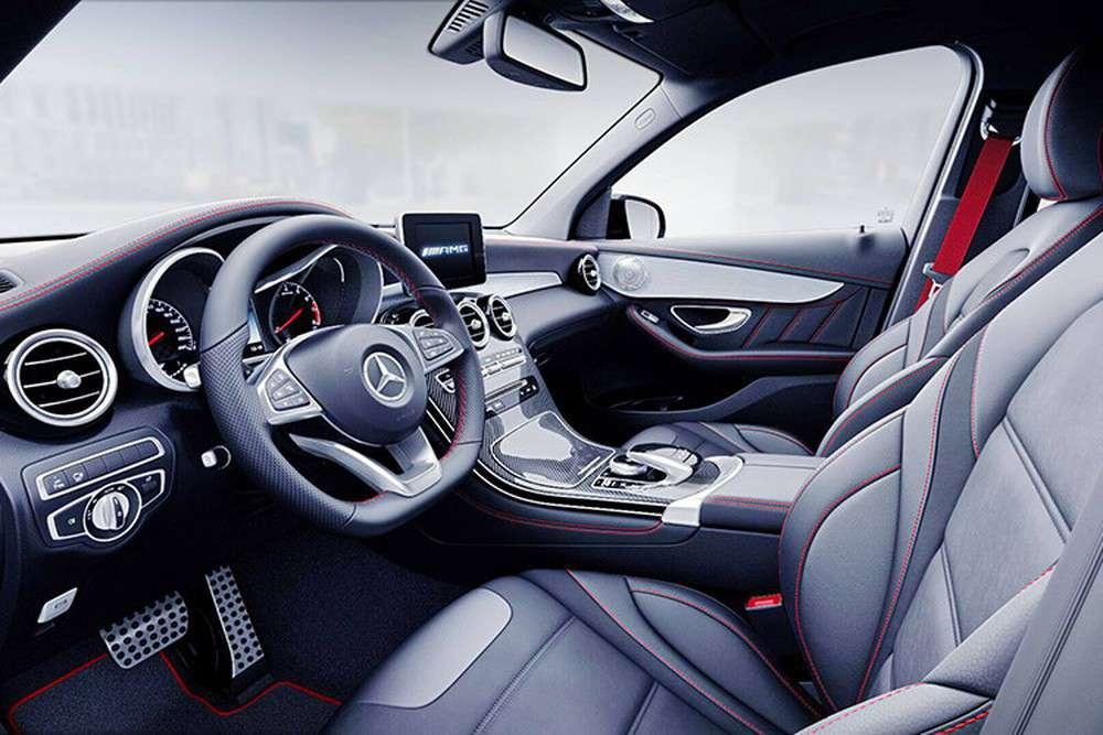 Mercedes AMG GLC 43 4Matic