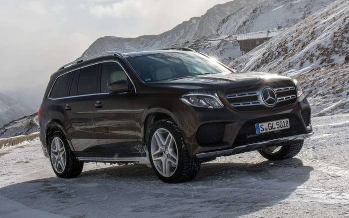 Mercedes GLS 350 D 4Matic