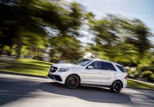 Mercedes AMG GLE 63 S 4Matic