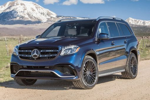 Mercedes GLS 63 4Matic