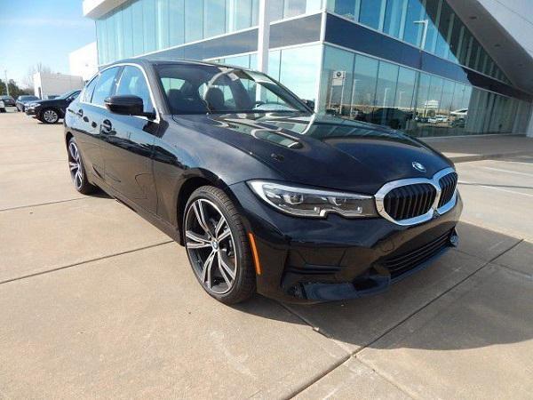 BMW 330 RWD Sedan 2019
