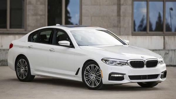 BMW 540d xDrive 2019