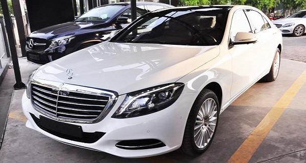 Mercedes-Benz S450L Luxury