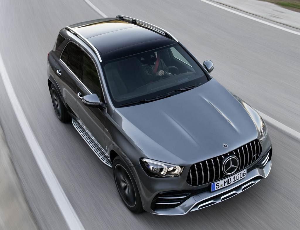 Xe Mercedes AMG GLE 53 4MATIC+