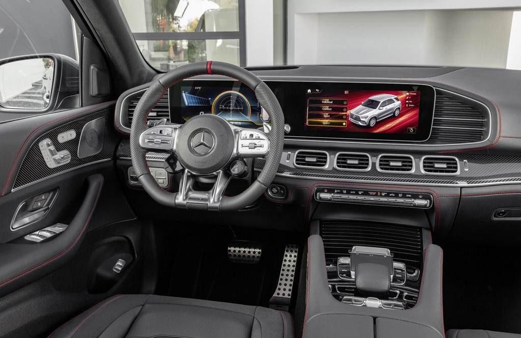 Vô lăng Mercedes amg gle 53 4matic