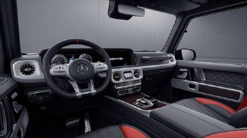 Nội thất Mercedes G63 AMG