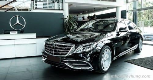 Mercedes maybach S650 - Có xe lái thử tại Showroom