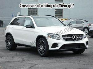 Dòng xe Crossover là gì