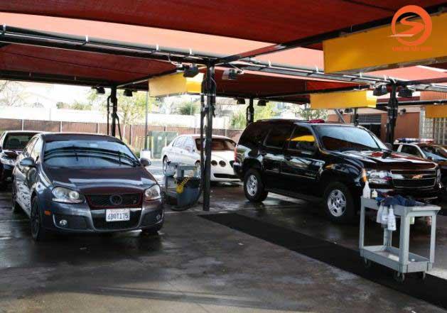 Những vật dụng cần chuẩn bị khi mở tiệm rửa xe