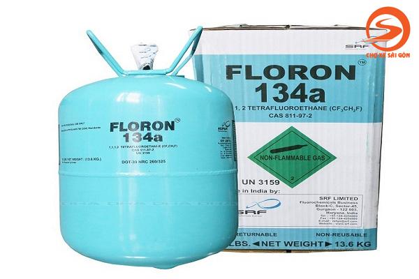 Gas điều hòa ô tô R134a