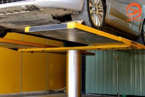 6 lưu ý khi sử dụng cầu nâng rửa xe ô tô