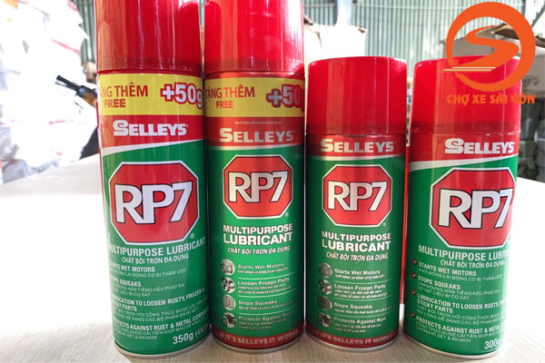 Hiện nay có 2 loại RP7